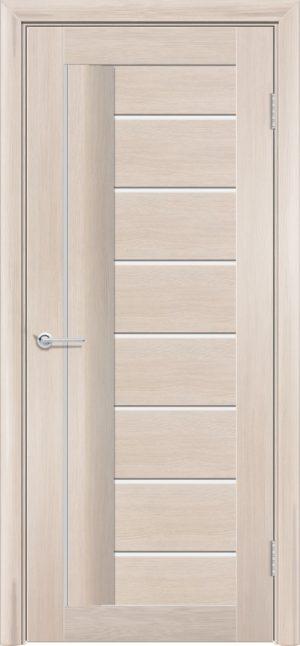 Межкомнатная дверь ПВХ S 11 лиственница кремовая 3