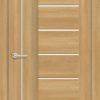 Межкомнатная дверь ПВХ S 9 дуб дымчатый 1