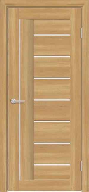 Межкомнатная дверь ПВХ S 11 лиственница золотистая 3