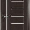 Межкомнатная дверь ПВХ S 8 лиственница беленая 2
