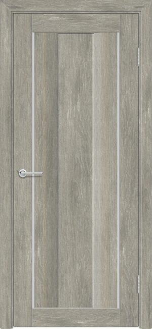 Межкомнатная дверь ПВХ S 12 дуб седой 3