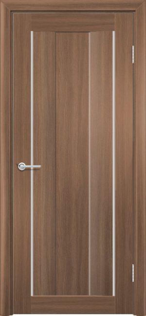 Межкомнатная дверь ПВХ S 12 орех королевский 3