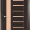 Межкомнатная дверь ПВХ S 32 дуб корица 1
