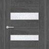 Межкомнатная дверь ПВХ S 18 лиственница беленая 1
