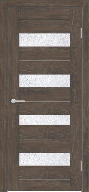 Межкомнатная дверь ПВХ S 14 дуб корица 3