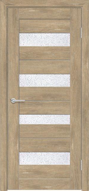 Межкомнатная дверь ПВХ S 14 дуб шале 3