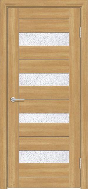 Межкомнатная дверь ПВХ S 14 лиственница золотистая 3