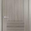 Межкомнатная дверь ПВХ S 35 лиственница золотистая 2
