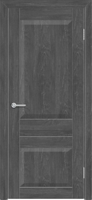 Межкомнатная дверь ПВХ S 15 дуб графит 3