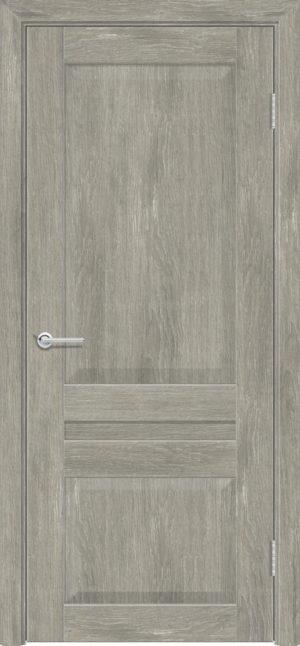 Межкомнатная дверь ПВХ S 15 дуб седой 3