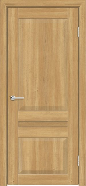 Межкомнатная дверь ПВХ S 15 лиственница золотистая 3