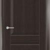 Межкомнатная дверь ПВХ S 52 лиственница беленая 2