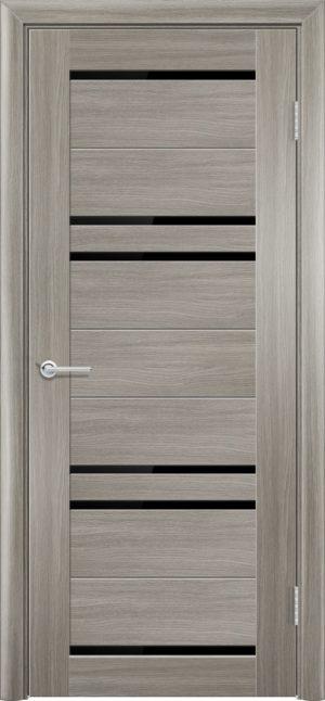 Межкомнатная дверь ПВХ S 16 дуб дымчатый 3