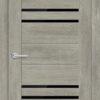Межкомнатная дверь ПВХ S 39 лиственница беленая 1