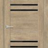 Межкомнатная дверь ПВХ S 6 лиственница кремовая 2