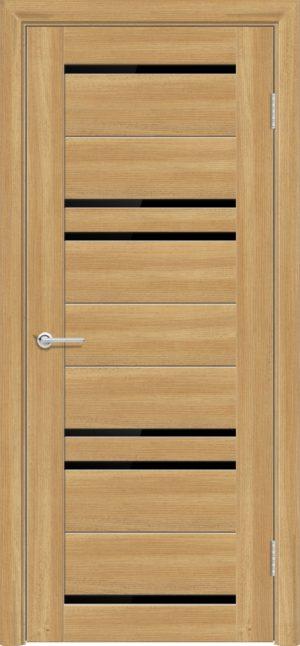 Межкомнатная дверь ПВХ S 16 лиственница золотистая 3