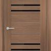 Межкомнатная дверь ПВХ S 42 лиственница золотистая 2