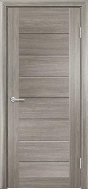 Межкомнатная дверь ПВХ S 18 дуб дымчатый 3