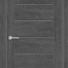 Межкомнатная дверь ПВХ S 12 дуб корица 2