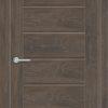 Межкомнатная дверь ПВХ S 40 дуб седой 1