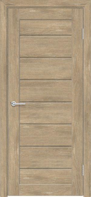 Межкомнатная дверь ПВХ S 18 дуб шале 3