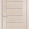 Межкомнатная дверь ПВХ S 3 лиственница беленая 2