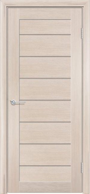 Межкомнатная дверь ПВХ S 18 лиственница кремовая 3