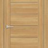 Межкомнатная дверь ПВХ S 17 лиственница беленая 2