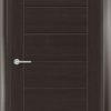 Межкомнатная дверь ПВХ S 10 лиственница беленая 1
