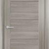Межкомнатная дверь ПВХ S 10 лиственница кремовая 1