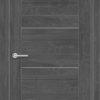 Межкомнатная дверь ПВХ S 25 лиственница золотистая 2