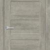 Межкомнатная дверь ПВХ S 30 дуб дымчатый 2