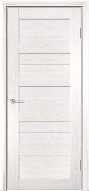 Межкомнатная дверь ПВХ S 19 лиственница беленая 3