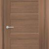 Межкомнатная дверь ПВХ S 7 дуб дымчатый 1