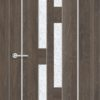 Межкомнатная дверь ПВХ S 27 лиственница беленая 1