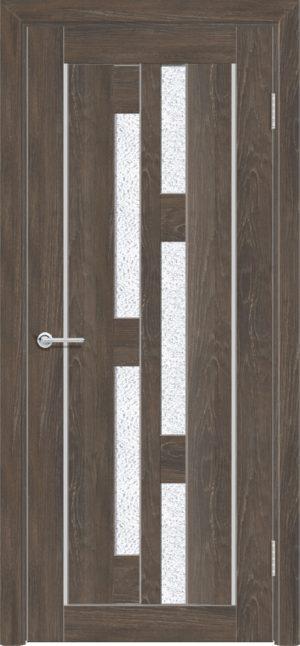 Межкомнатная дверь ПВХ S 21 дуб корица 3