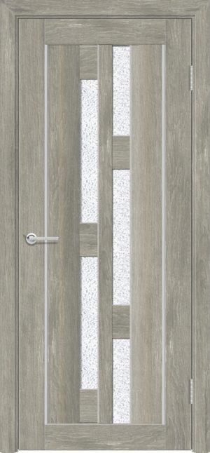 Межкомнатная дверь ПВХ S 21 дуб седой 3