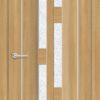Межкомнатная дверь ПВХ S 53 лиственница кремовая 1