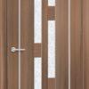Межкомнатная дверь ПВХ S 44 дуб графит 2