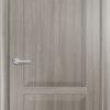 Межкомнатная дверь ПВХ S 11 лиственница кремовая 1