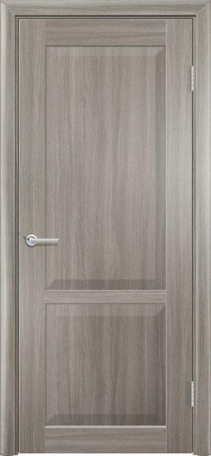 Межкомнатная дверь ПВХ S 22 дуб дымчатый 3