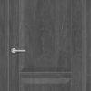 Межкомнатная дверь ПВХ S 25 дуб дымчатый 1