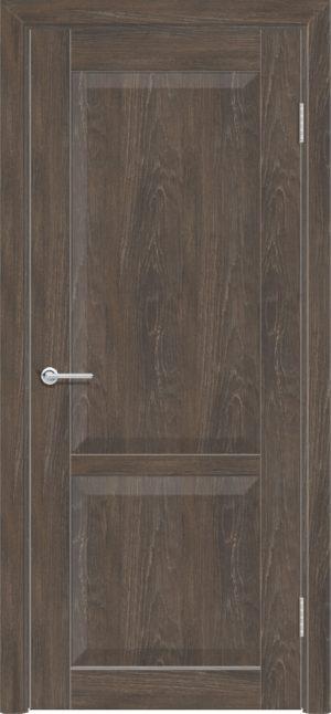 Межкомнатная дверь ПВХ S 22 дуб корица 3
