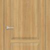 Межкомнатная дверь ПВХ S 22 лиственница золотистая 1