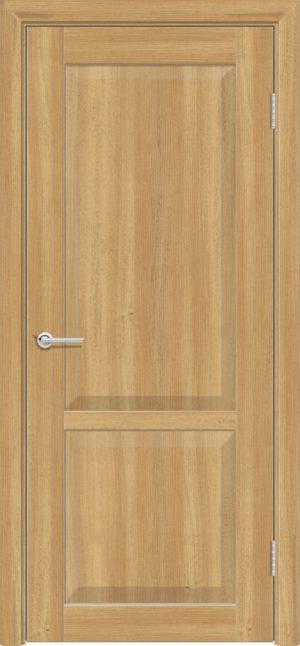 Межкомнатная дверь ПВХ S 22 лиственница золотистая 3