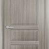 Межкомнатная дверь ПВХ S 13 лиственница беленая 1