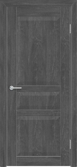 Межкомнатная дверь ПВХ S 23 дуб графит 3