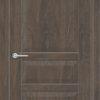 Межкомнатная дверь ПВХ S 11 дуб корица 2