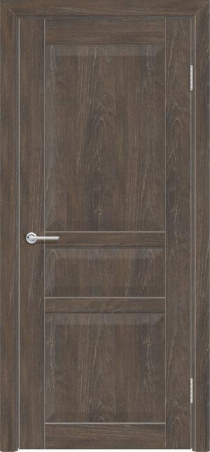 Межкомнатная дверь ПВХ S 23 дуб корица 3