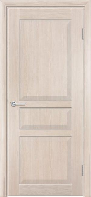 Межкомнатная дверь ПВХ S 23 лиственница кремовая 3